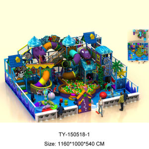 Factory Indoor Kids Playground Equipment (TY-150518-1) pictures & photos