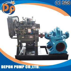 High Efficiency High Capacity Water Pump for Power Plant pictures & photos