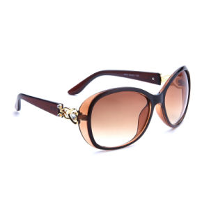Best Designer Promotion Fashion Womens Brand Acrylic Sunglasses with Ce Certificate (4502)