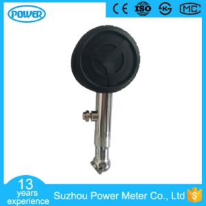 40mm Car Tire Pressure Gauge with Rubber Cover pictures & photos