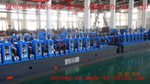 Wg76 Stainless Steel Pipe Making Machine pictures & photos