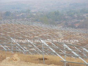 Professional Solar Frame Steel Profile with 30years Guarantee pictures & photos