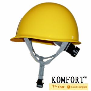 Industrial Yellow Hot Sale Construction Work Safety Helmet (JMC-422G) pictures & photos