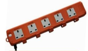 Malaysia Power Socket, UK Type Extension Strip pictures & photos