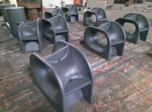Marine Chock Bollard Roller Fairlead Manufacturer pictures & photos