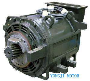 China Yj116a Ac Traction Motor China Ac Traction Motor