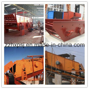 Circular Vibrating Screen for Sand Making Plant pictures & photos