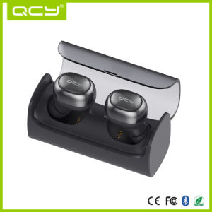 Qcy Earphone Twins Earbuds True Wireless Earbuds pictures & photos