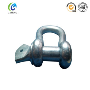 Us Type Screw Pin Bow Shackle pictures & photos