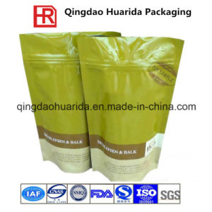 Custom Printed Stand up Plastic Packaging Bag for Tea pictures & photos