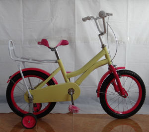 Big Rear Carrier Hot Sale Kids Bikes (FP-KDB122) pictures & photos