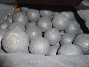 Casting /Forged Steel Cement Mill Grinding Ball pictures & photos