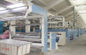 Heat-Setting Stenter Machine of Textile Machine for Textile Finishing pictures & photos