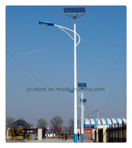 Factory Price 5m 30W Solar LED Street Light pictures & photos