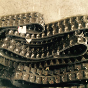 Rubber Tracks for Excavator, Small Robot Rubber Track 150*60*Links 150*72 pictures & photos