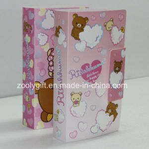 "Customize Logo Printing Plastic PP / PVC 4X6 "" 5X7 "" 6X8"" Photo Albums pictures & photos"