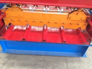 Egypt Style Roof Sheet Roll Forming Machine New Model pictures & photos