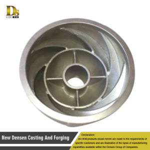 High Quality Precision Casting Impellers pictures & photos