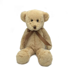 Super Soft and Stuffed Beige Plush Teddy Bear pictures & photos