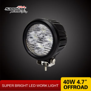 5inch Waterproof 40watt High Output LED Work Light pictures & photos