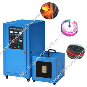 IGBT Ultrasonic Frequency Soild State Induction Heating Machine