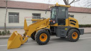 Wheel Loader Zl15 with CE Approved pictures & photos