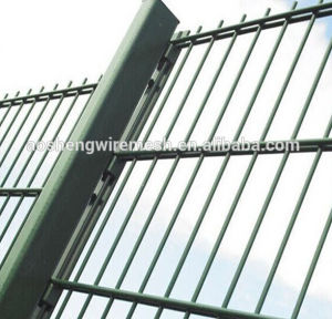 Electronstanic Powder Painted Double Wire Fence