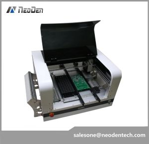 Automatic Pick and Place Machine with Vision System Vibration Feeder pictures & photos