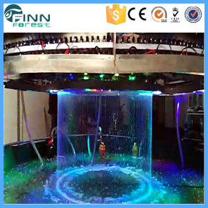 Digital Waterfall Water Curtain Fountain pictures & photos