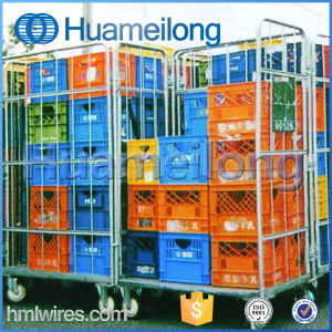 Cargo Storage Metal Mesh Roll Container pictures & photos