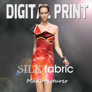 Custom Silk Scarf (X1026) pictures & photos