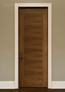 Interior Veneered Flush Door Contemporary Modern Single Door pictures & photos