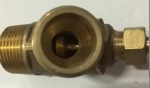The Brass Angle Stop Valve pictures & photos