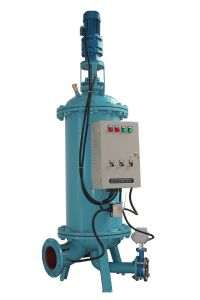 Automatic Backwash Water Filter Industrial pictures & photos