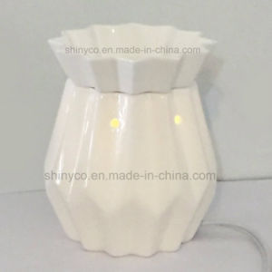 Electric Translucent LED Light Candle Warmer with Temperature Adjustment pictures & photos