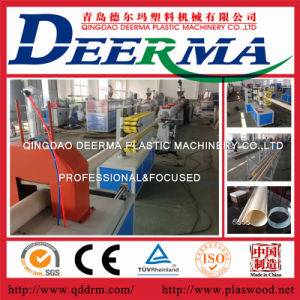 63-200mm PVC Pipe Extrusion Line for Water Drainage