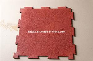 50*50cm Rubber Pavers/Interlocking Rubber Mat pictures & photos