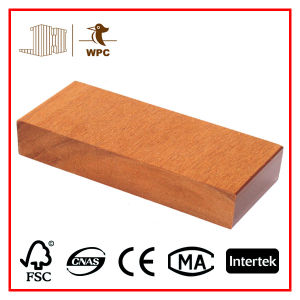 WPC/Wood Plastic Composite Decking Passed CE, SGS, ISO, WPC Outdoor Decking