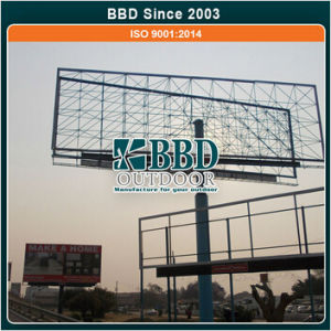 Galvanized Highway Steel Advertising Outdoor Signage