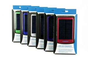 Portable Solar Mobile Phone Power Bank Charger pictures & photos