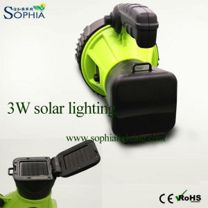 Rechargeable Flashlight, Torch Light, Solar Light, LED Torch, LED Lantern, pictures & photos