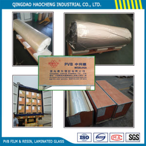 0.38mm Porcelain White PVB Film for Building Laminated Glass pictures & photos