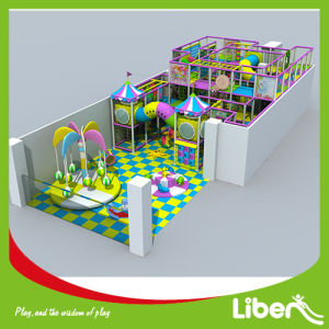 Infant School Indoor Playground with Carousel pictures & photos