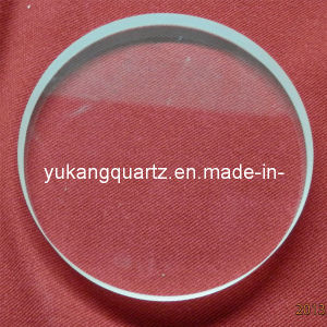 Clear Quartz Tube/Clear Optical Quartz Plate pictures & photos