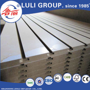 E1 MDF Board for Furniture From China Luligroup pictures & photos