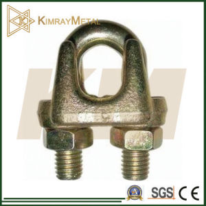 Malleable a Type Wire Rope Clip (light Type) pictures & photos