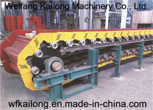 Apron Conveyor for Casting Product