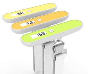 Splendid Colors Fashinable Design Luggage Scale (BL8314) pictures & photos
