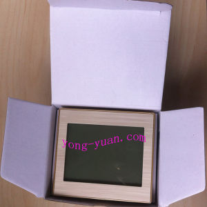Touch Screen Metal Drawing Panel Room Thermostat (MT-05) pictures & photos