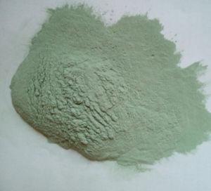 Green Silicon Carbide for Sandblasting Application F280